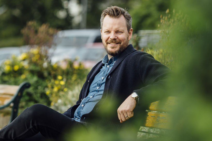 Gunnar Hansson.