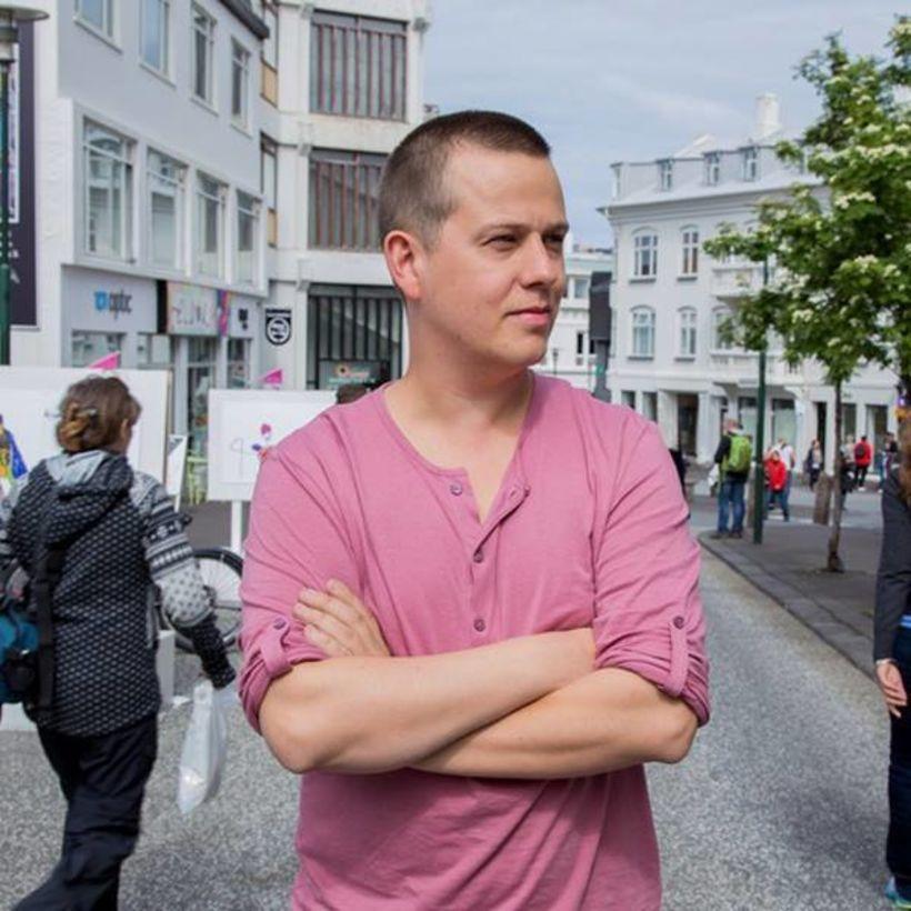 Magnús Leifsson.