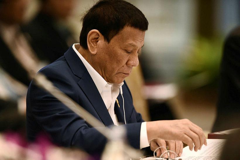 Duterte ygglir sig gegn hverju því vestræna ríki sem fordæmir ...