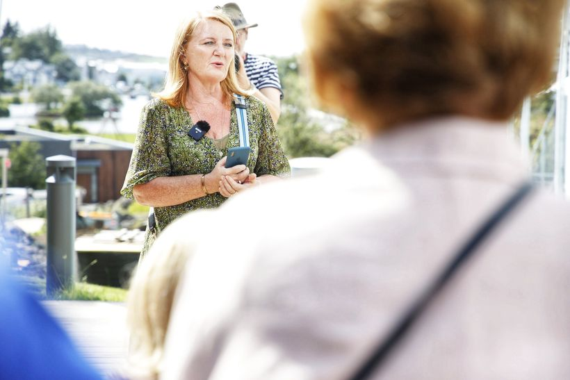 Rósa Guðbjartsdóttir bæjarstjóri Hafnarfjarðar.
