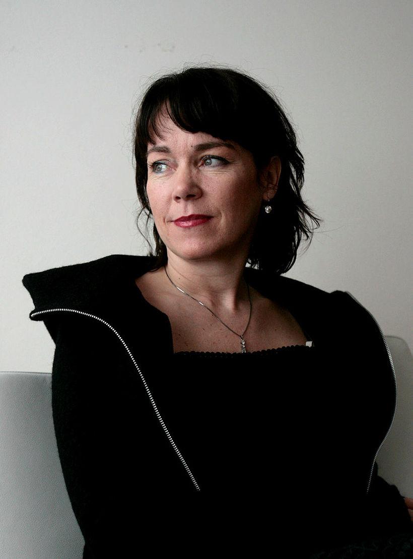 Kristjana Stella Blöndal.