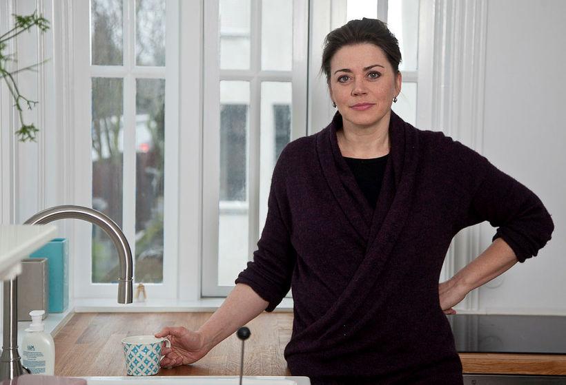Charlotte Bøving leikstýrir leikhópnum RaTaTam.