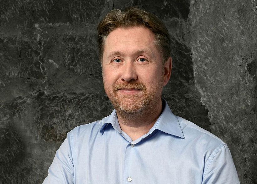 Kristinn Þórðarson, formaður Sambands íslenskra kvikmyndaframleiðenda.