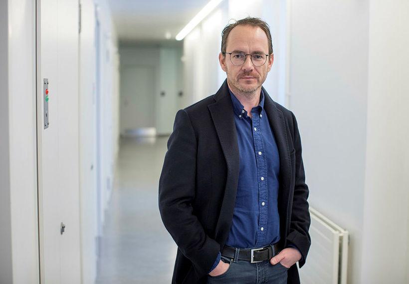 Páll Winkel fangelsismálastjóri.