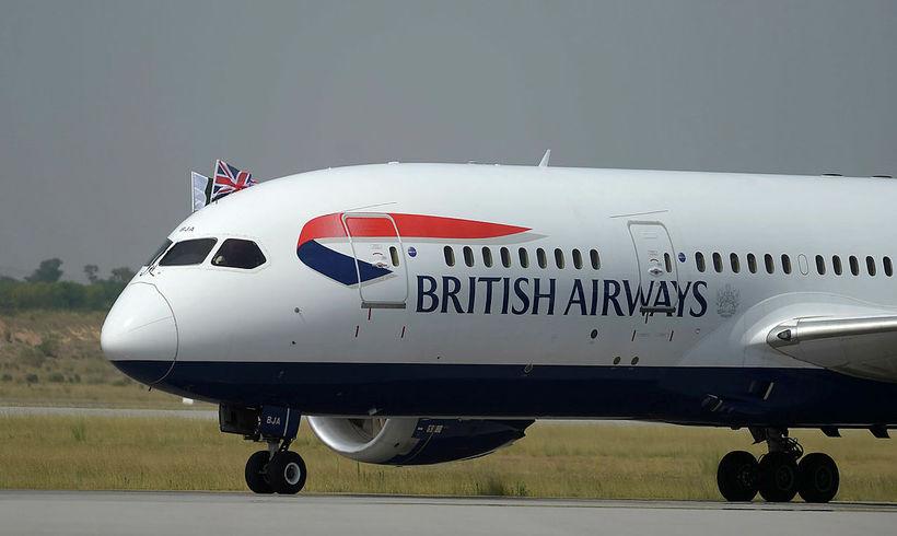 British Airways ætlar ekki að fljúga til Kaíró næstu sjö ...