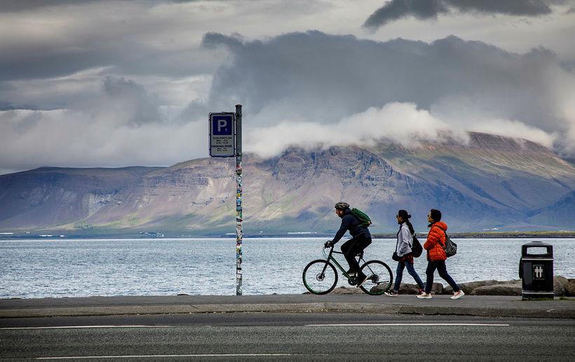 Verðbólga mælist nú 3,1% og er innan verðbólguviðmiða Seðlabankans.