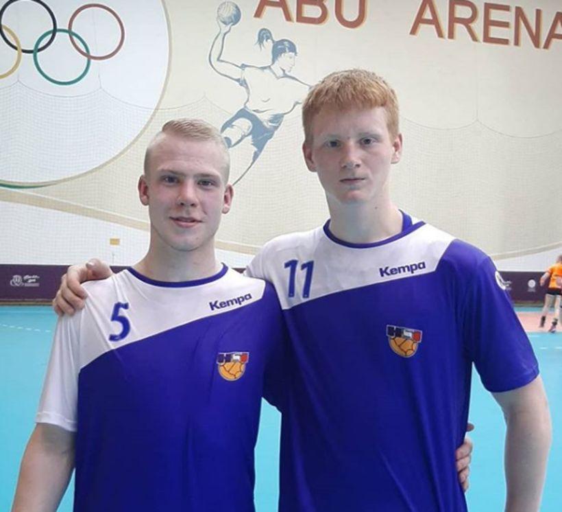 Arnór Ísak Haddsson og Arnór Viðarsson voru mjög sterkir.