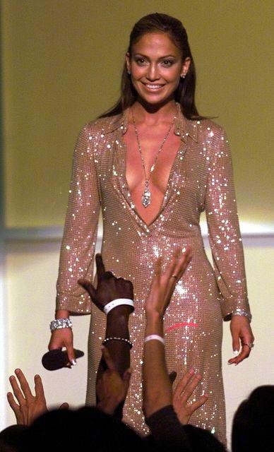 Jennifer Lopez árið 1999.