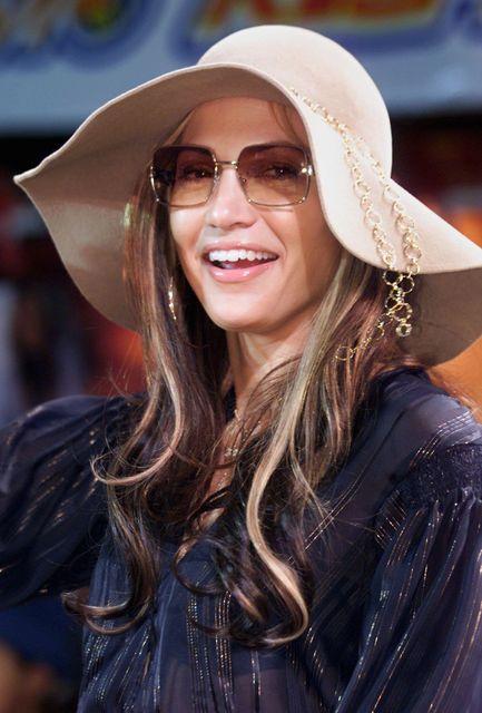 Jennifer Lopez árið 2001.