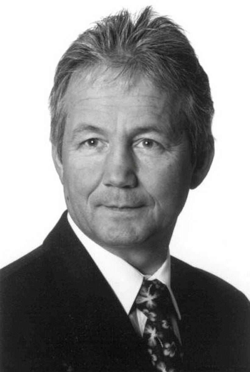 Hjalti Þór Björnsson, fyrrverandi dagskrárstjóri hjá SÁÁ.