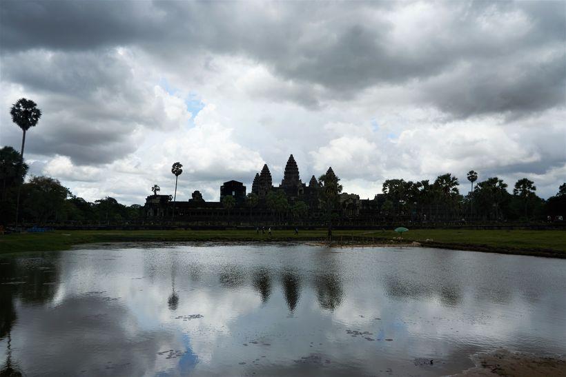 Eitt af undrum veraldar og staður engum öðrum líkur: Angkor …
