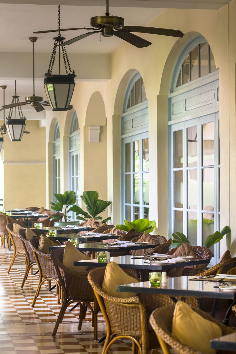 Raffles starfrækir sögufræg lúxushótel bæði í Siem Reap og Phnom …