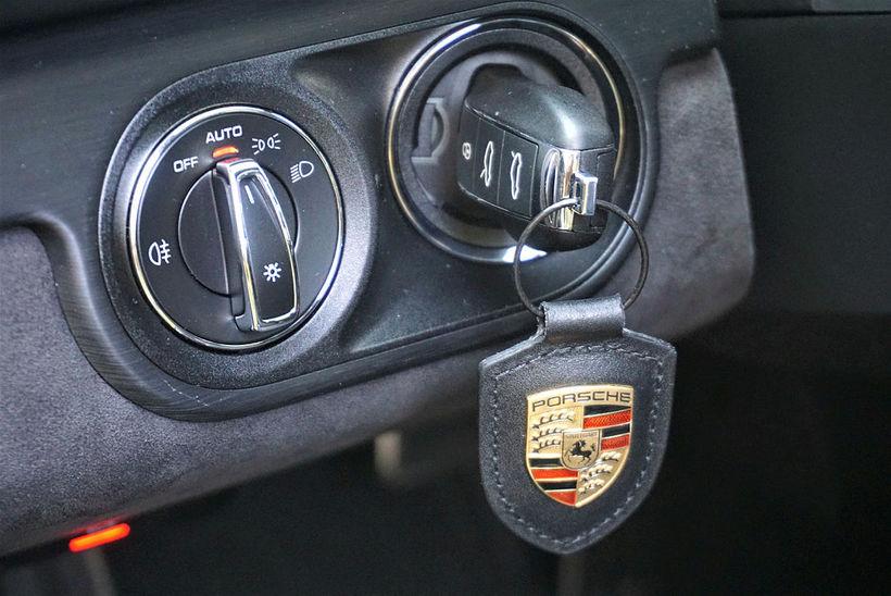 Porsche 718 GTS.