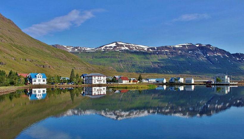 Seyðisfjörður er eitt fjögurra sveitarfélaga á Austurlandi sem mögulega verða ...