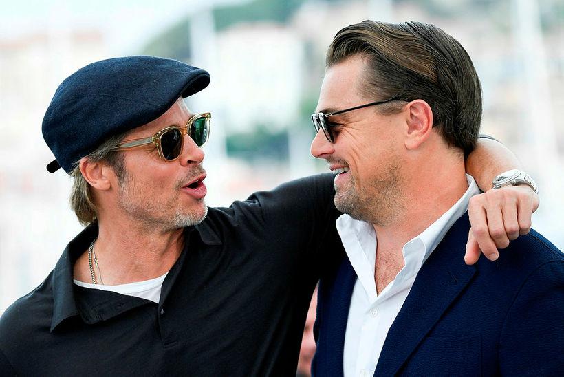 Meira að segja Leonardo DiCaprio segist hafa áhuga á einkalífi …