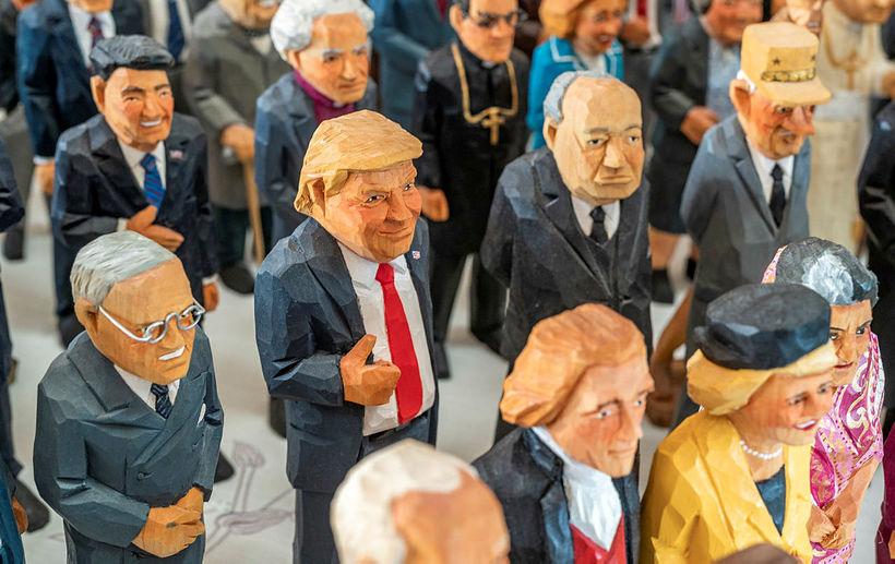 Donald Trump hefur notið talsverðra vinsælda hjá Urban Gunnarsson á ...