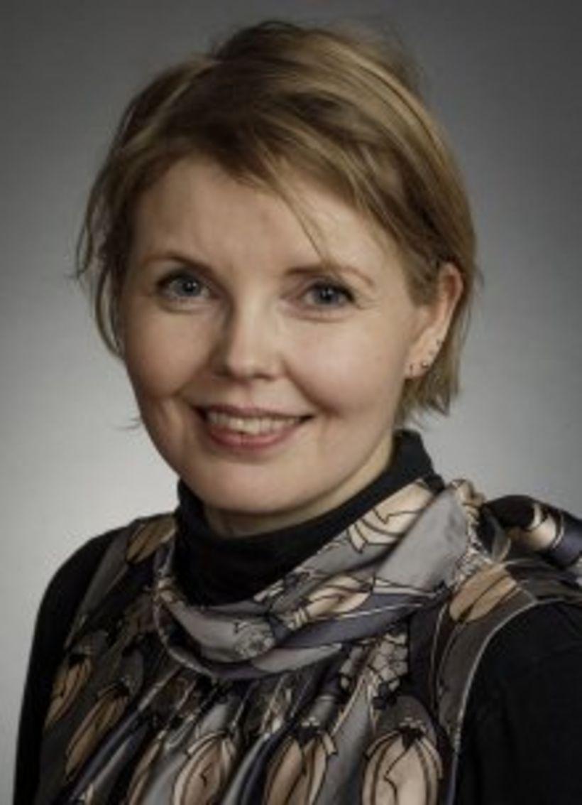 Steinunn Þóra Árnadóttir, þingmaður Vinstri grænna og tímabundinn varaforseti Alþingis.