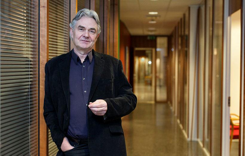 Halldór Grönvold, assistant chief executive of the Icelandic Confederation of …