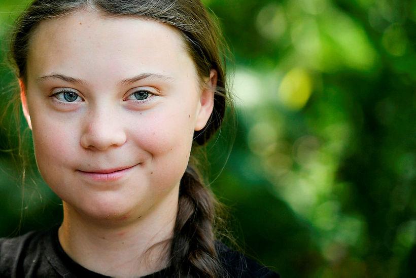Greta Thunberg afþakkaði verðlaun Norðurlandaráðs.