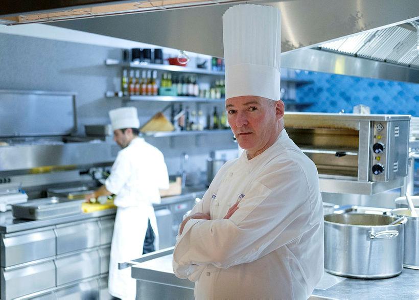Chef Bjarki Hilmarsson.