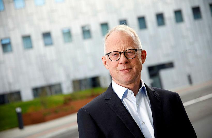 Dr. Haukur Arnþórsson stjórnsýslufræðingur.
