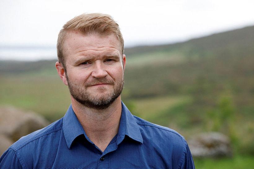 Björgvin Jóhannesson.