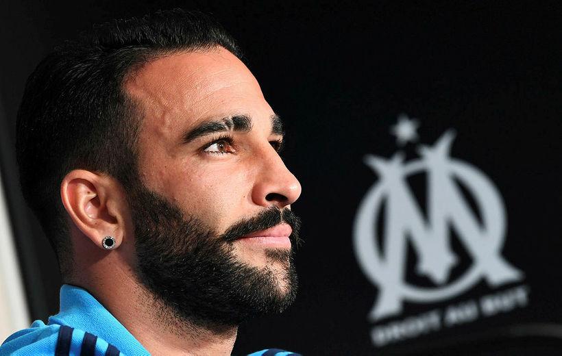 Adil Rami er ekki lengur leikmaður Marseille.