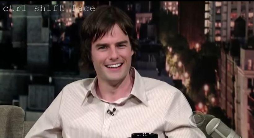 Bill Hader. Ég meina Tom Cruise. Samt Bill Hader.
