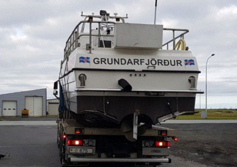 Valdimar gerir bátinn út frá Grundarfirði en rær ekki meir ...