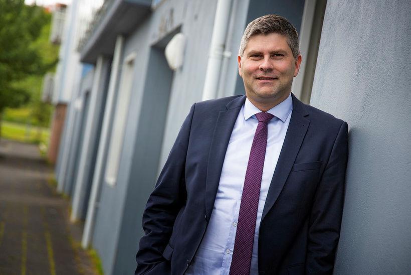 Snorri Jakobsson, forstöðumaður greiningardeildar Capacent.