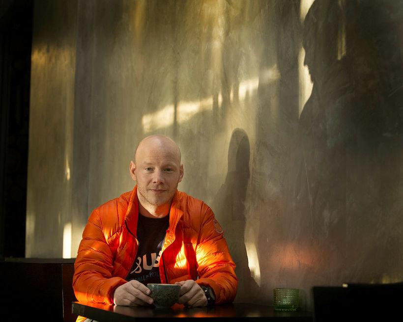 Ingólfur Axelsson, forstjóri Tröllaferða.