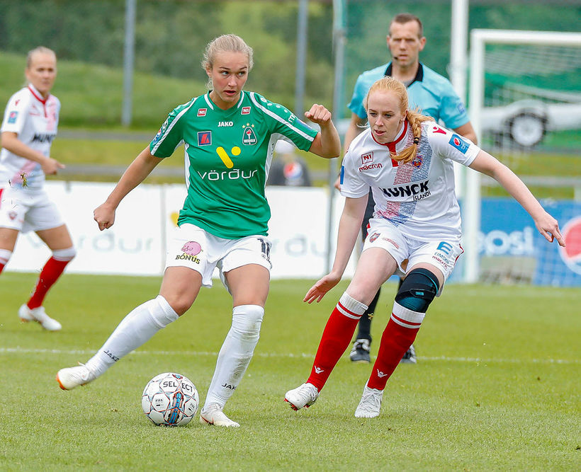 Alexandra Jóhannsdóttir.
