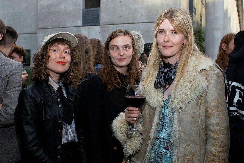 Sigurbjörg Stefánsdóttir, Halla Guðrún Jónsdóttir og Kristín Helga Ríkharðsdóttir.