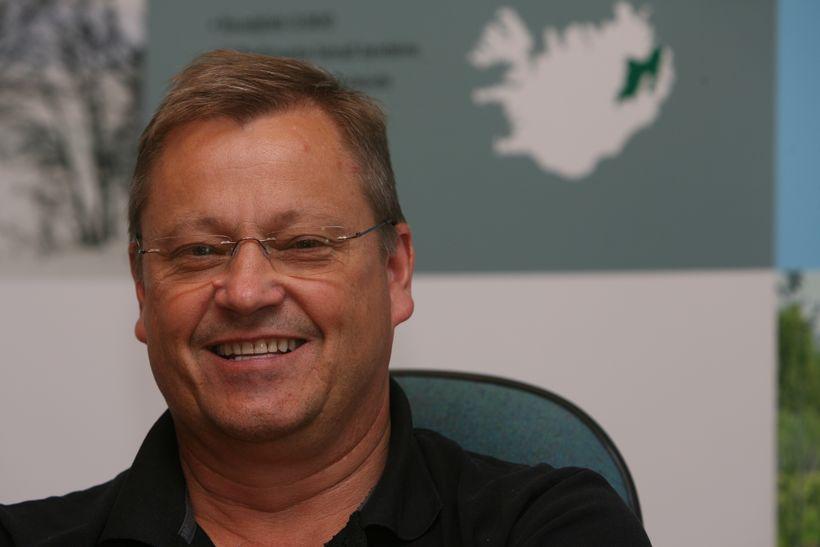 Björn Ingimarsson, sveitarstjóri Múlaþings, nýs sameinaðs sveitarfélags á Austurlandi.