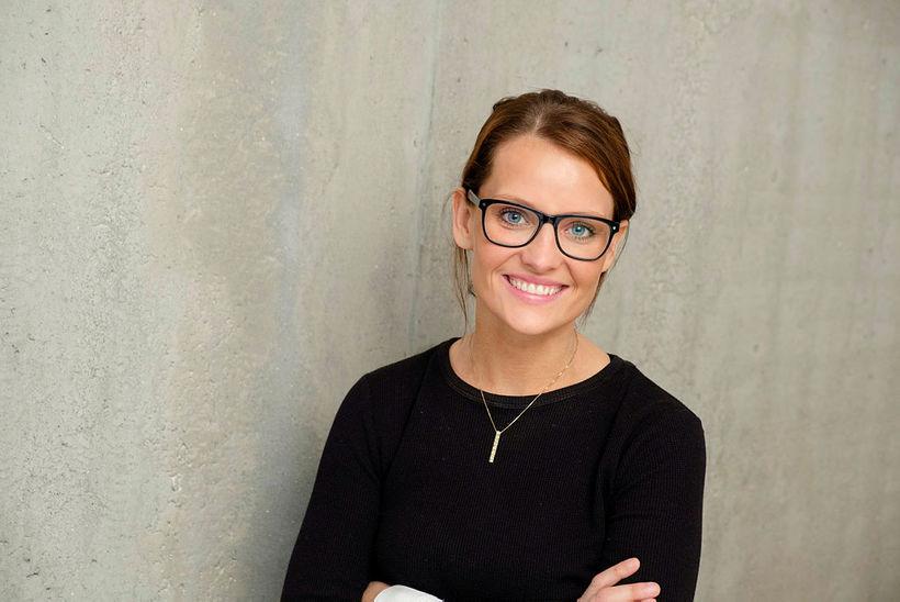 Arna María Hálfdánardóttir, sölu- og markaðsstjóri Örnu.