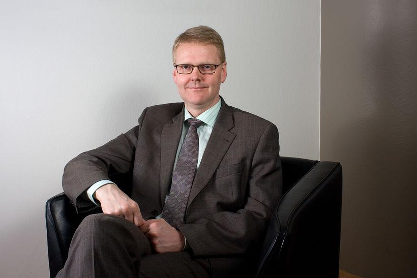 Hrafnkell V. Gíslason, forstjóri Fjarskiptastofu.