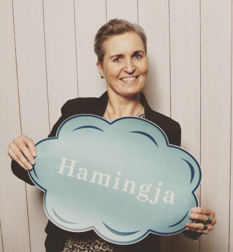 Anna Lóa Ólafsdóttir í Hamingjuhorninu segir að skömm hafi ótrúlega ...