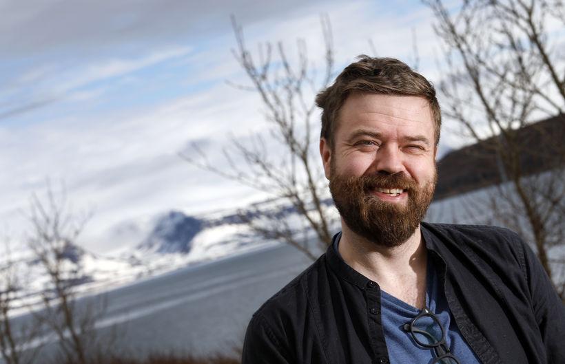 Tónlistarmaðurinn Mugison var í spjalli hjá Sigga Gunnars á dögunum.