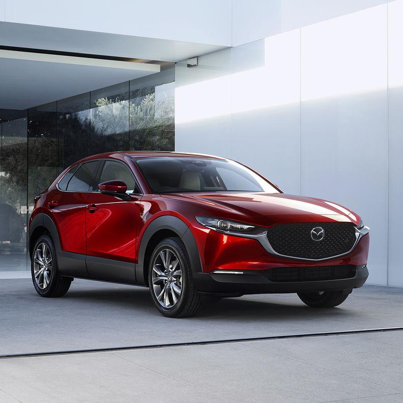 Hinn nýi Mazda CX-30