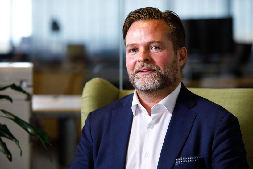 Viggó Ásgeirsson starfsmannastjóri Meniga.