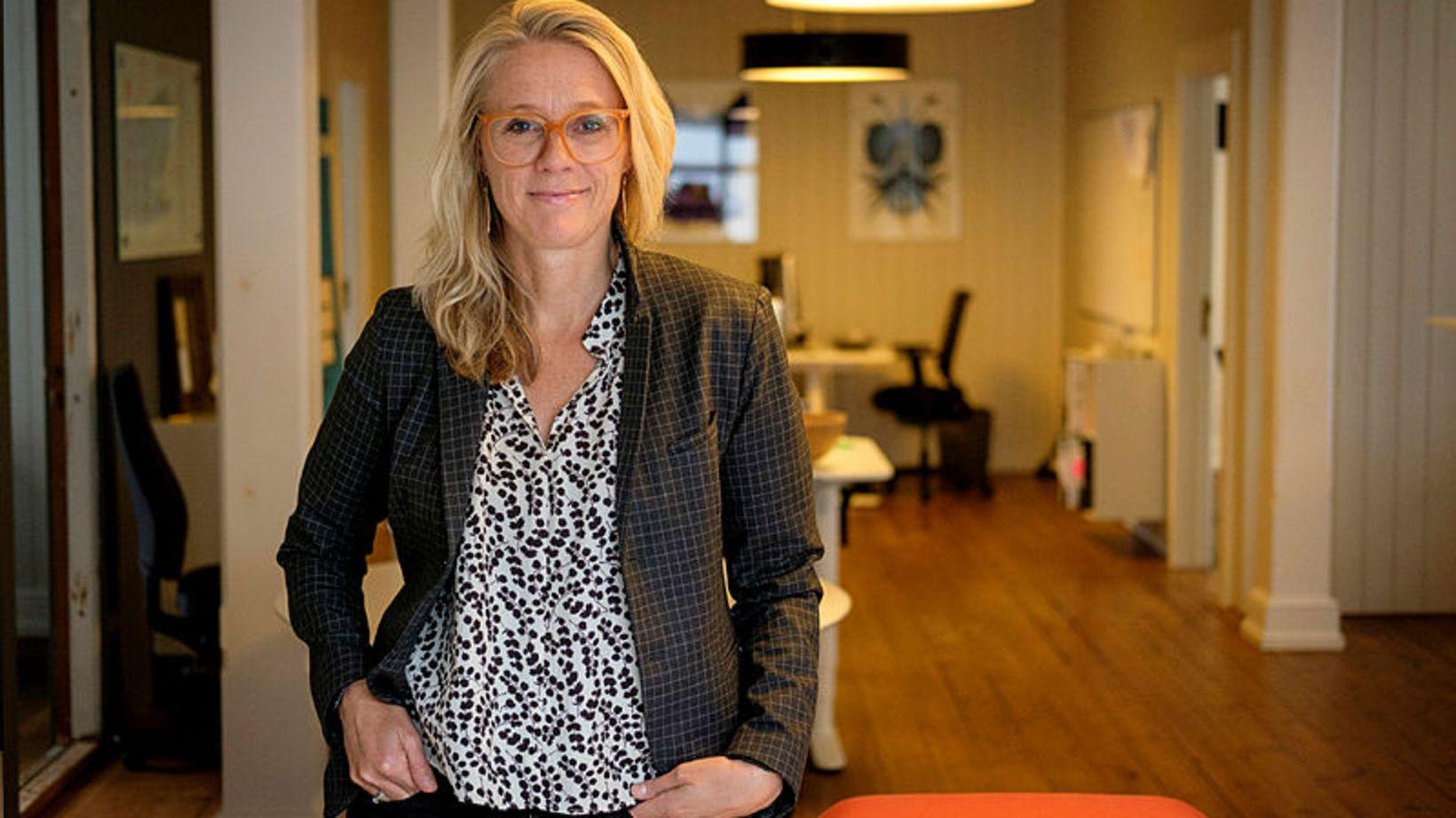 Þorbjörg Helga Vigfúsdóttir, stofnandi Tröppu og Kara Connect, segir að …