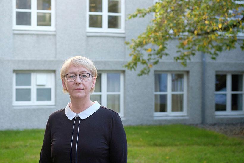 Ragnheiður Bóasdóttir, sérfræðingur í menntamálaráðuneytinu, segir að Evrópumiðstöðin leggi til …