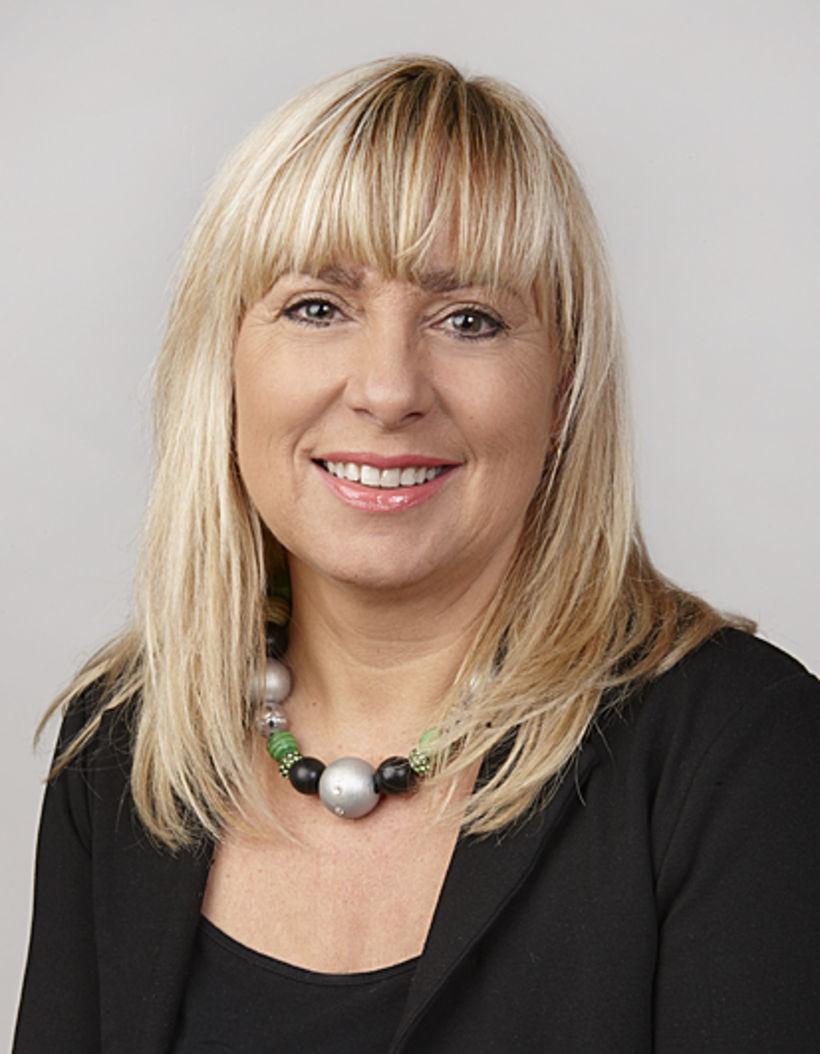 Margrét Pétursdóttir, forstjóri EY á Íslandi.