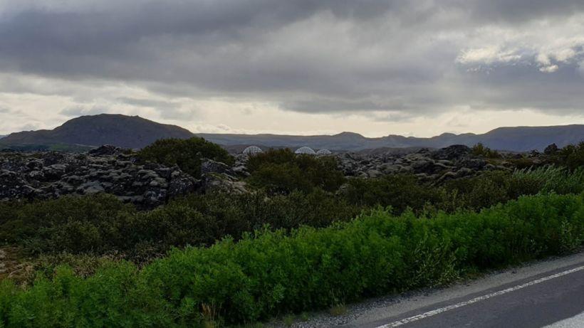 Kúlurnar þrjár hafa þegar risið, en Kormákur segir húsin gerð ...
