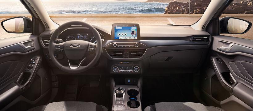 Ford Focus hinn nýi í mismunandi útgáfum verður frumsýndur hjá …