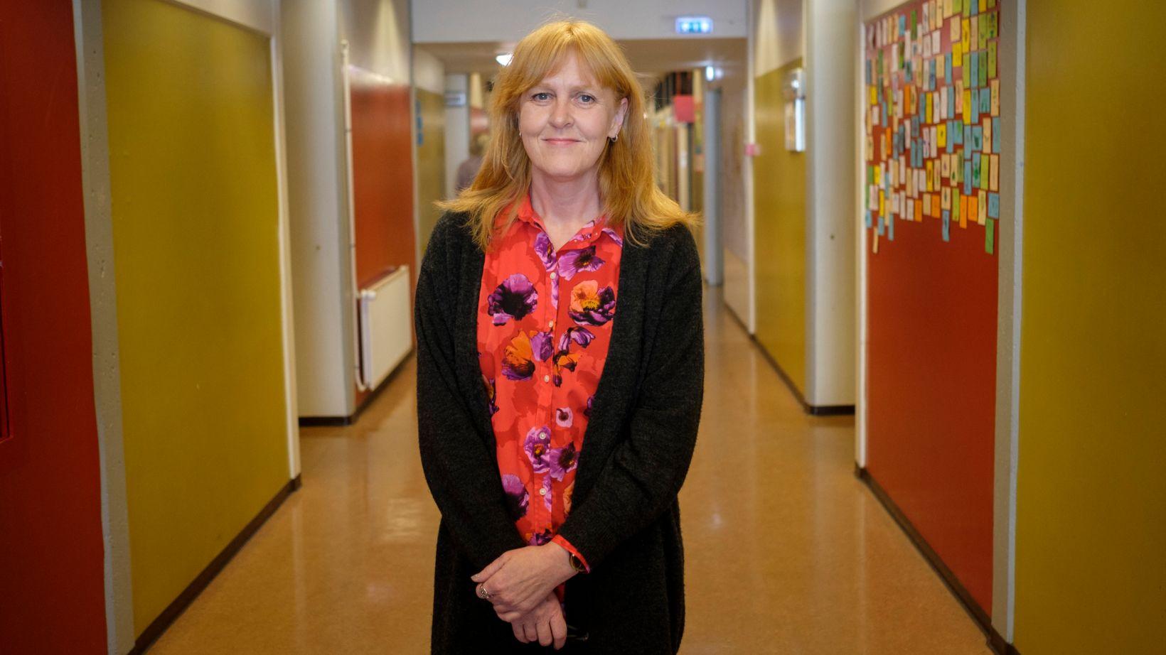 Sigurlaug Hrund Svavarsdóttir, skólastjóri Fellaskóla