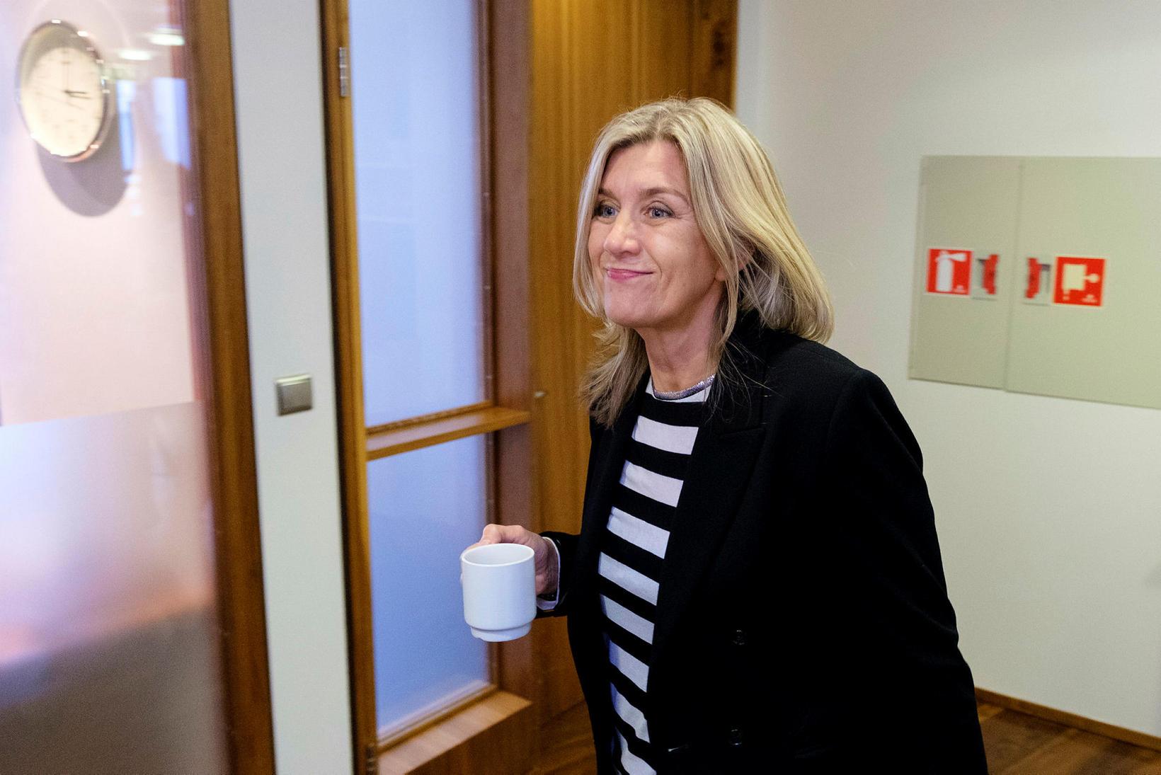 Hanna Katrín Friðriksson, þingmaður og þingflokksformaður Viðreisnar.