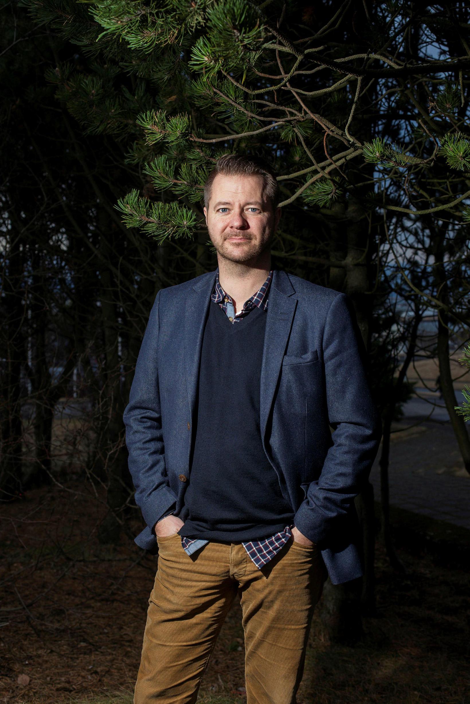Skarphéðinn Guðmundsson dagskrárstjóri RÚV.