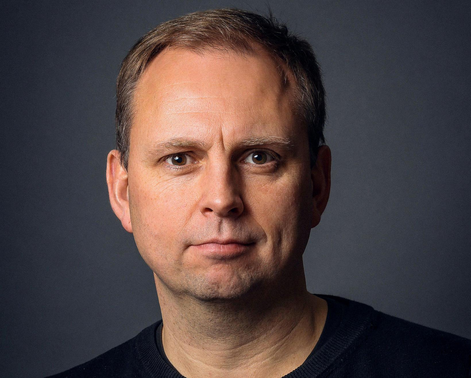 Guðjón Hreinn Hauksson er formaður Félags framhaldsskólakennara.