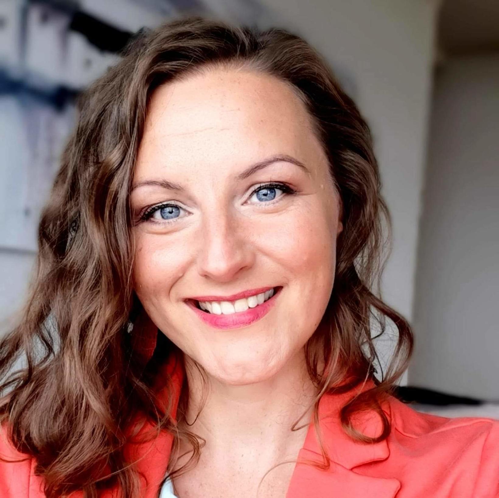 Hildur Sólveig Sigurðardóttir, bæjarfulltrúi Sjálfstæðisflokksins.